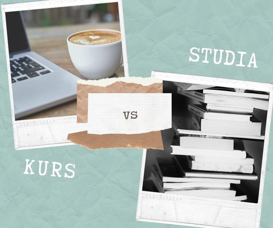 Kurs vs studia – czy kursy to skuteczny sposób na rozpoczęcie pracy jako tester lub programista?